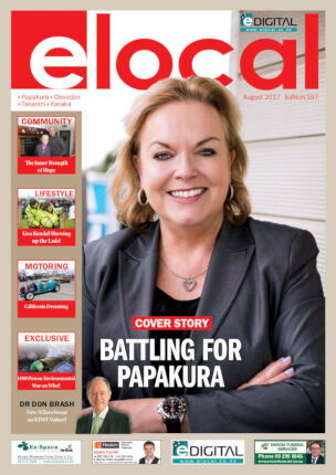 Cover of elocal Papakura #197