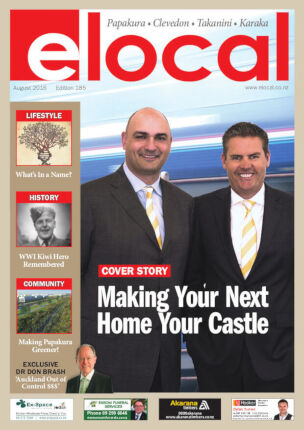 Cover of elocal Papakura #185