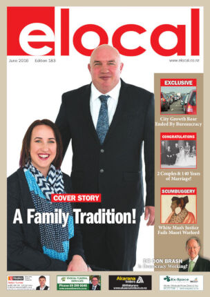 Cover of elocal Papakura #183