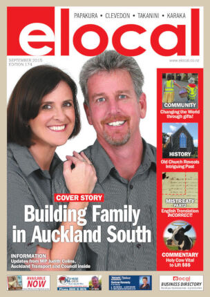Cover of elocal Papakura #174