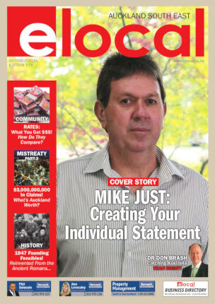 Cover of elocal Manukau #175