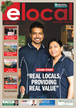 Cover of elocal Papakura #201
