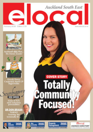 Cover of elocal Manukau #179