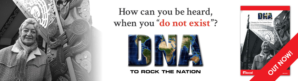 DNA to Rock the Nation