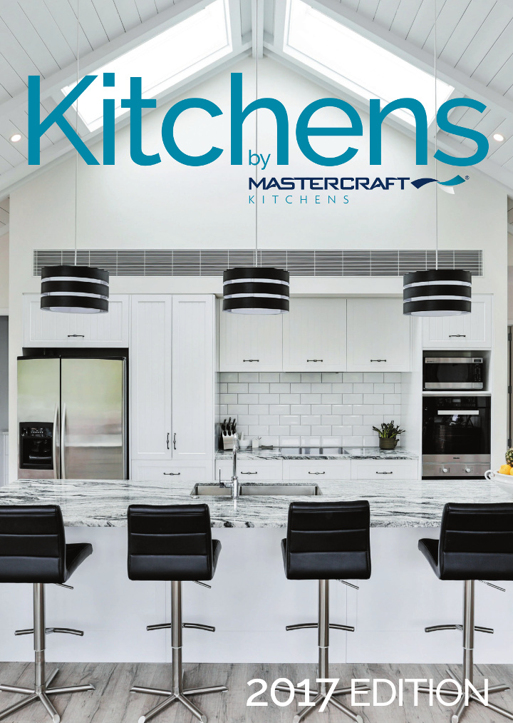 Mastercraft Kitchens Look Book 2017